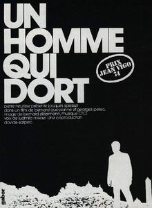 The Man Who Sleeps (1974) Un homme qui dort