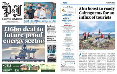 The Press and Journal Moray – March 24, 2021