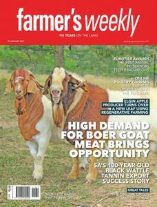 Farmer's Weekly - 29 January 2021