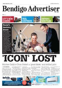 Bendigo Advertiser - February 21, 2020