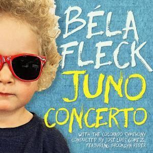 Bela Fleck - Juno Concert (2017)