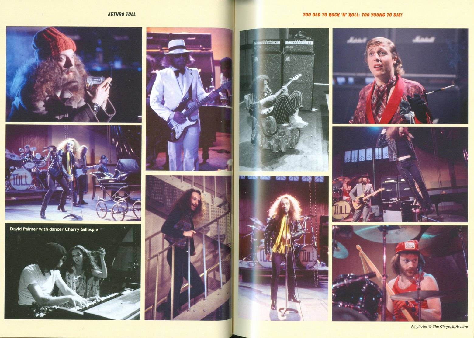 Jethro Tull - Too Old To Rock 'N' Roll, Too Young To Die (1976) {2015 The TV Special Deluxe Edition 2 CD + 2 DVD}