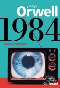 """George Orwell, """"1984"""""""