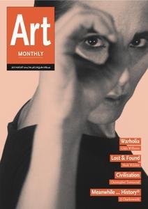 Art Monthly - Jul-Aug 2014   No 378