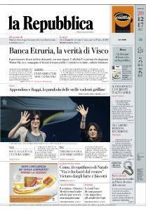 la Repubblica - 20 Dicembre 2017