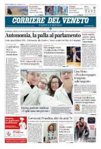 Corriere del Veneto Padova e Rovigo – 16 febbraio 2019