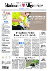 Märkische Allgemeine Prignitz Kurier - 27. Juli 2019