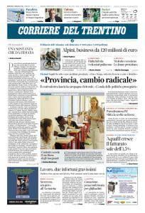 Corriere del Trentino - 15 Maggio 2018