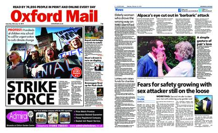 Oxford Mail – February 16, 2019