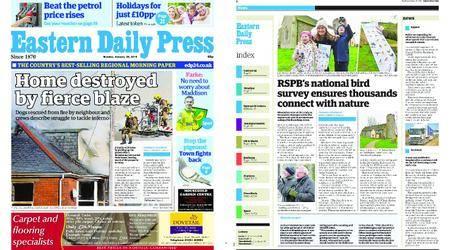Eastern Daily Press – January 29, 2018