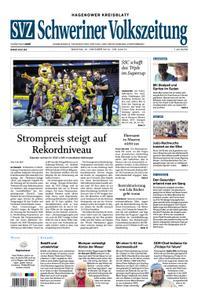 Schweriner Volkszeitung Hagenower Kreisblatt - 21. Oktober 2019
