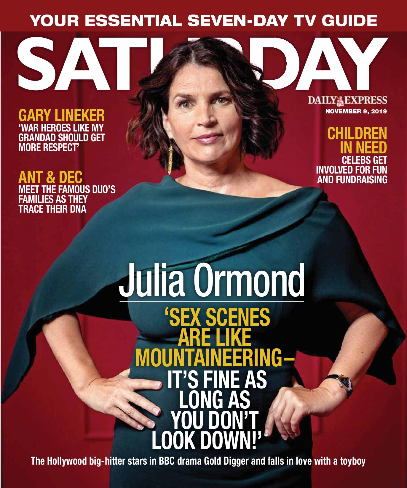 Saturday Magazine – November 09, 2019