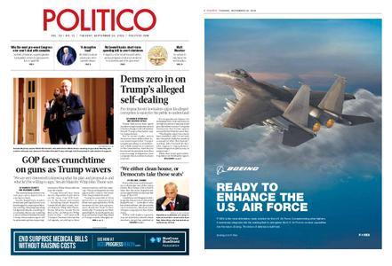 Politico – September 10, 2019