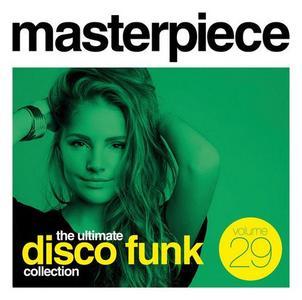 VA - Masterpiece Volume 29 - The Ultimate Disco Funk Collection (2019)