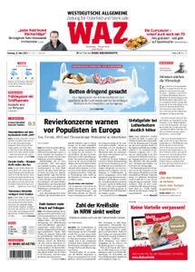 WAZ Westdeutsche Allgemeine Zeitung Oberhausen-Sterkrade - 12. März 2019