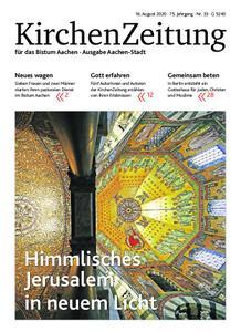 KirchenZeitung für das Bistum Aachen – 16. August 2020