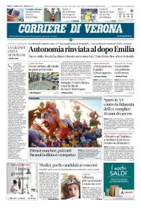 Corriere di Verona – 11 gennaio 2020