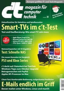 ct Magazin für Computertechnik - 12 November 2021
