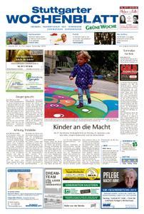 Stuttgarter Wochenblatt - Zuffenhausen & Stammheim - 11. September 2019