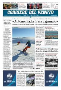 Corriere del Veneto Vicenza e Bassano – 30 novembre 2019
