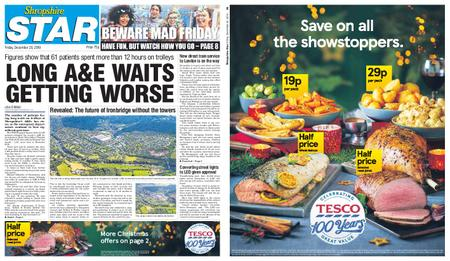 Shropshire Star Shrewsbury Edition – December 20, 2019
