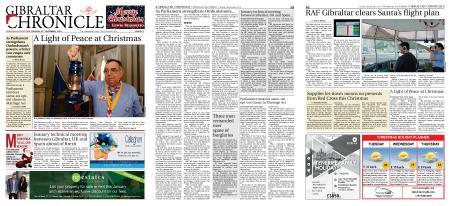 Gibraltar Chronicle – 24 December 2019