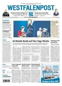 Westfalenpost Wetter - 11. Oktober 2017