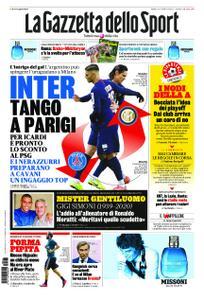 La Gazzetta dello Sport Roma – 23 maggio 2020