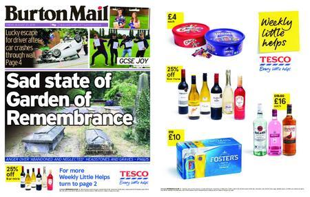 Burton Mail – August 23, 2019
