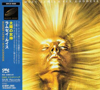 Ramsey Lewis - Sun Goddess (1974) {1990 Columbia & 1999 Japan Sony Mastersound} **[RE-UP]**