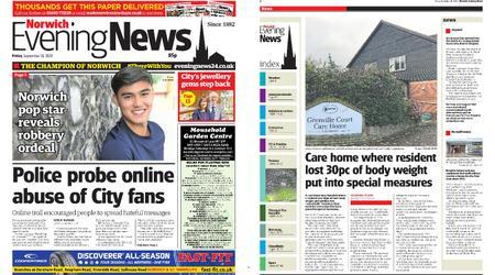 Norwich Evening News – September 18, 2020