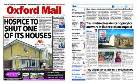 Oxford Mail – January 31, 2018