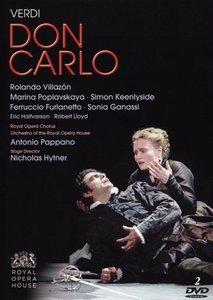 Verdi - Don Carlo (Antonio Pappano, Rolando Villazon) [2010]
