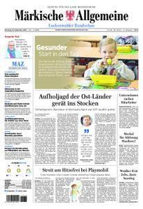 Märkische Allgemeine Luckenwalder Rundschau - 18. September 2018