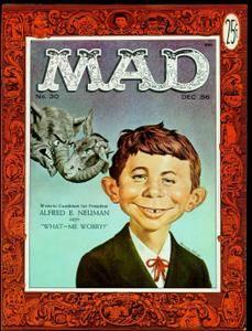 MAD Magazine No.030 [12.1956]