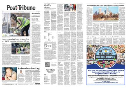Post-Tribune – August 30, 2021