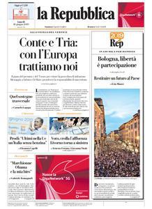 la Repubblica – 10 giugno 2019