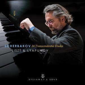 Konstantin Scherbakov - 24 Transcendental Etudes - Franz Liszt & Sergei Lyapunov (2019) {Steinway & Sons STNS 30098}