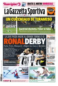 La Gazzetta dello Sport Roma – 16 dicembre 2018