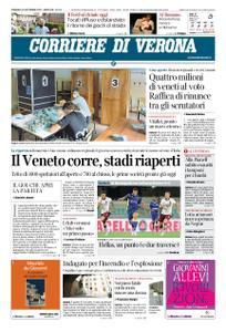Corriere di Verona – 20 settembre 2020