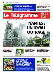 Le Télégramme Guingamp – 19 juillet 2020