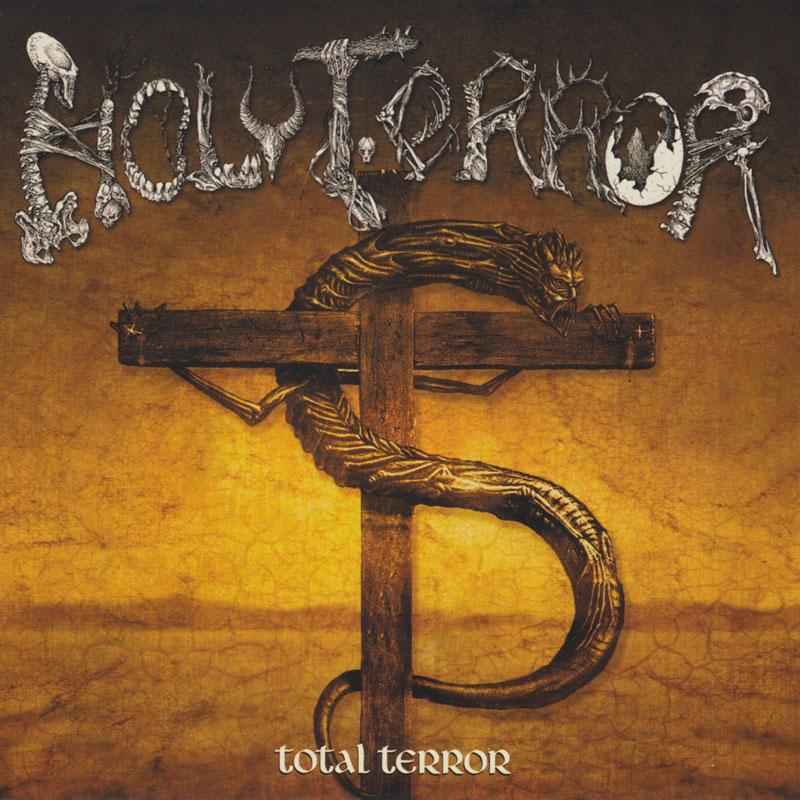 Holy Terror - Total Terror (2017) [4CD + DVD Box Set]
