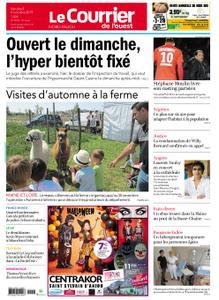 Le Courrier de l'Ouest Nord Anjou – 04 octobre 2019