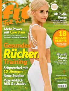 Fit for Fun - Oktober 2020