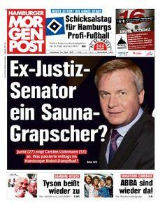 Hamburger Morgenpost - 28. April 2018