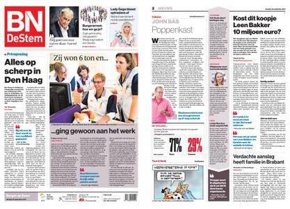BN DeStem - Bergen op Zoom – 19 september 2017