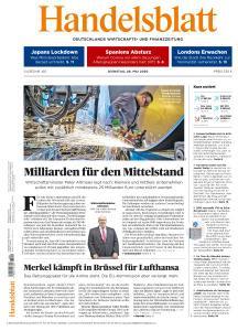 Handelsblatt - 26 Mai 2020