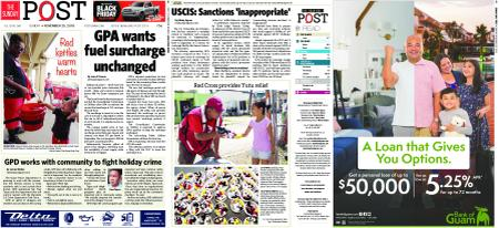 The Guam Daily Post – November 25, 2018