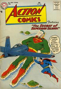 Action Comics 224 (DC) (Jan 1957) (c2c) (Superscan