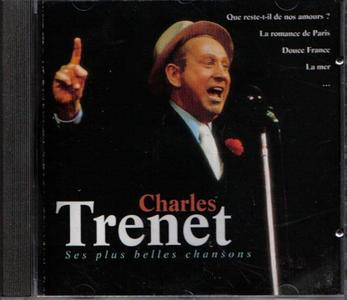 Charles TRENET - Ses plus belles chansons @320